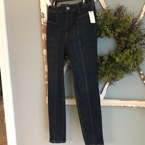 Anthropologie Pilcro and the Letterman jeans